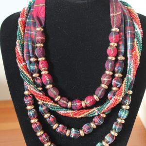 Boyd Family Tartan Necklace 4