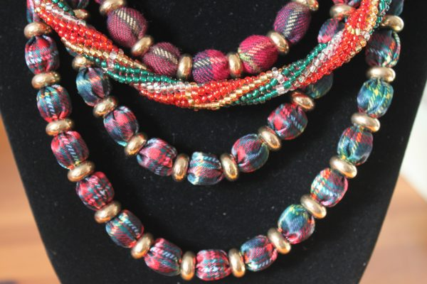Boyd Family Tartan Necklace 1