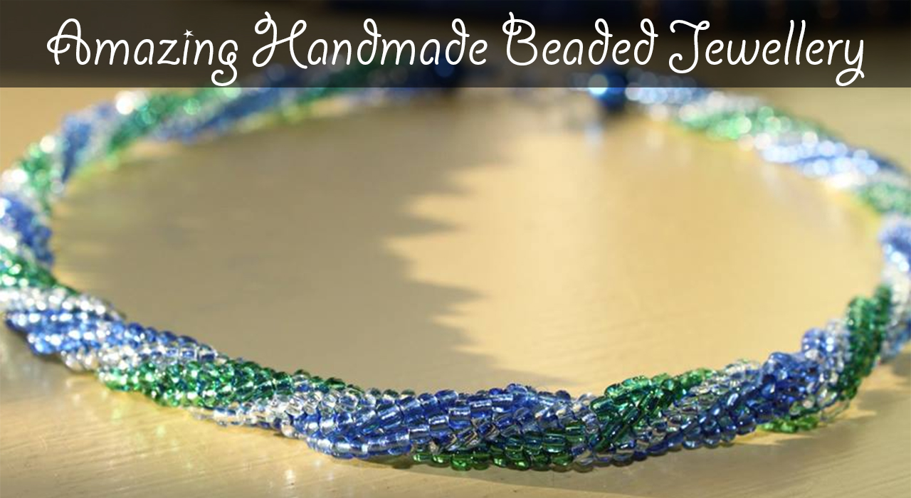 handmade beaded Jewellery