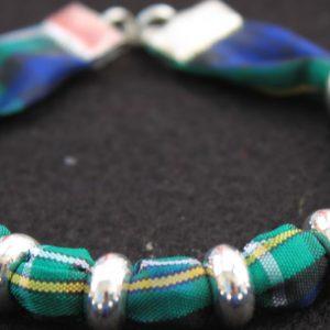Campbell tartan bracelet