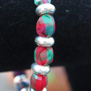 Fraser Tartan Bracelet