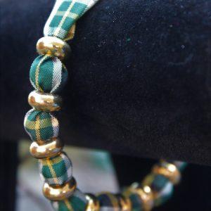 Irish National Tartan Bracelet