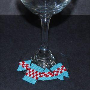 Boyd Wine Glass Charms