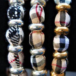 Burberry Tartan Bracelet